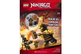 LEGO Ninjago - Ninja Vs. Dragon Hunters + Minifigure