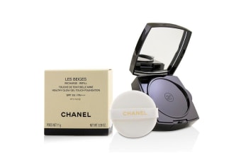 Chanel Les Beiges Healthy Glow Gel Touch Foundation SPF 25 Refill - # N22 Rose 11g
