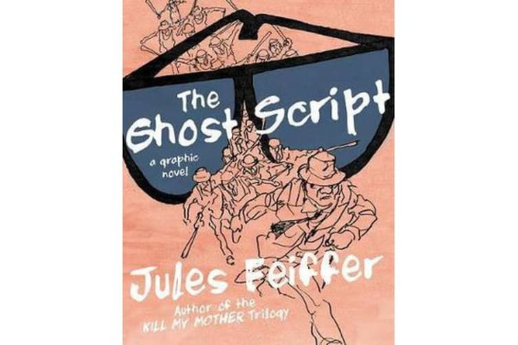 The Ghost Script - A Graphic Novel
