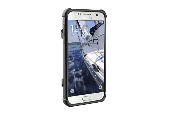 UAG Military Standard Armor Card Case for Galaxy S7 (White)