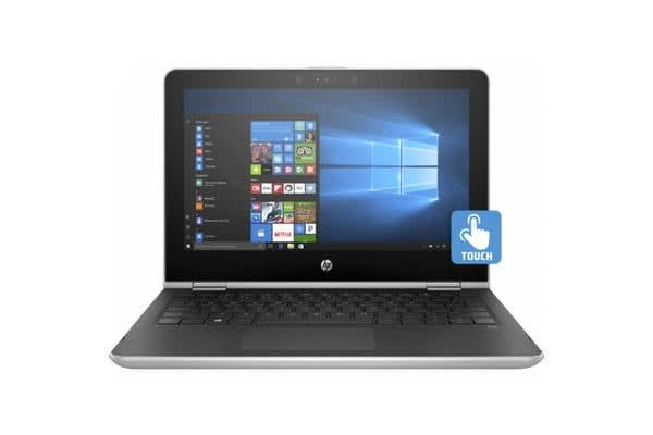 "HP x360 11-ab043TU Convertible 2in1 Education Laptop 11.6"" Touch Intel Celeron N3060 4GB 128GB"