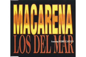 Los Del Mar Featuring Pedro Castano* – Macarena PRE-OWNED CD: DISC LIKE NEW