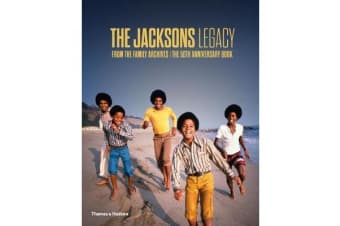 The Jacksons Legacy - From the Family Archives / The 50th Anniversary Book