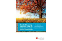 Estate Planning - A Practical Guide for Estate and Financial Services Professionals