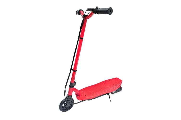 Lenoxx Rechargeable 120W Electric Scooter - Red (ES71R)