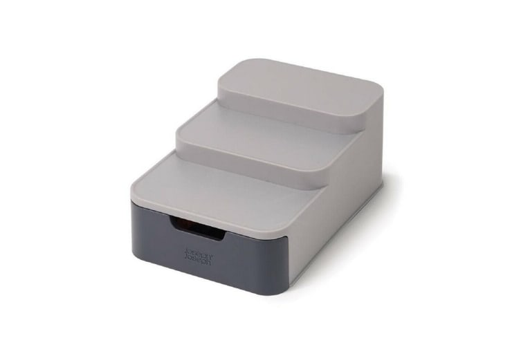 Joseph Joseph Cupboardstore Compact Tiered Organiser With Drawer