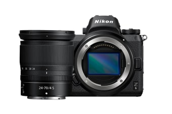 Nikon Z6 with 24-70mm f/4 Lens