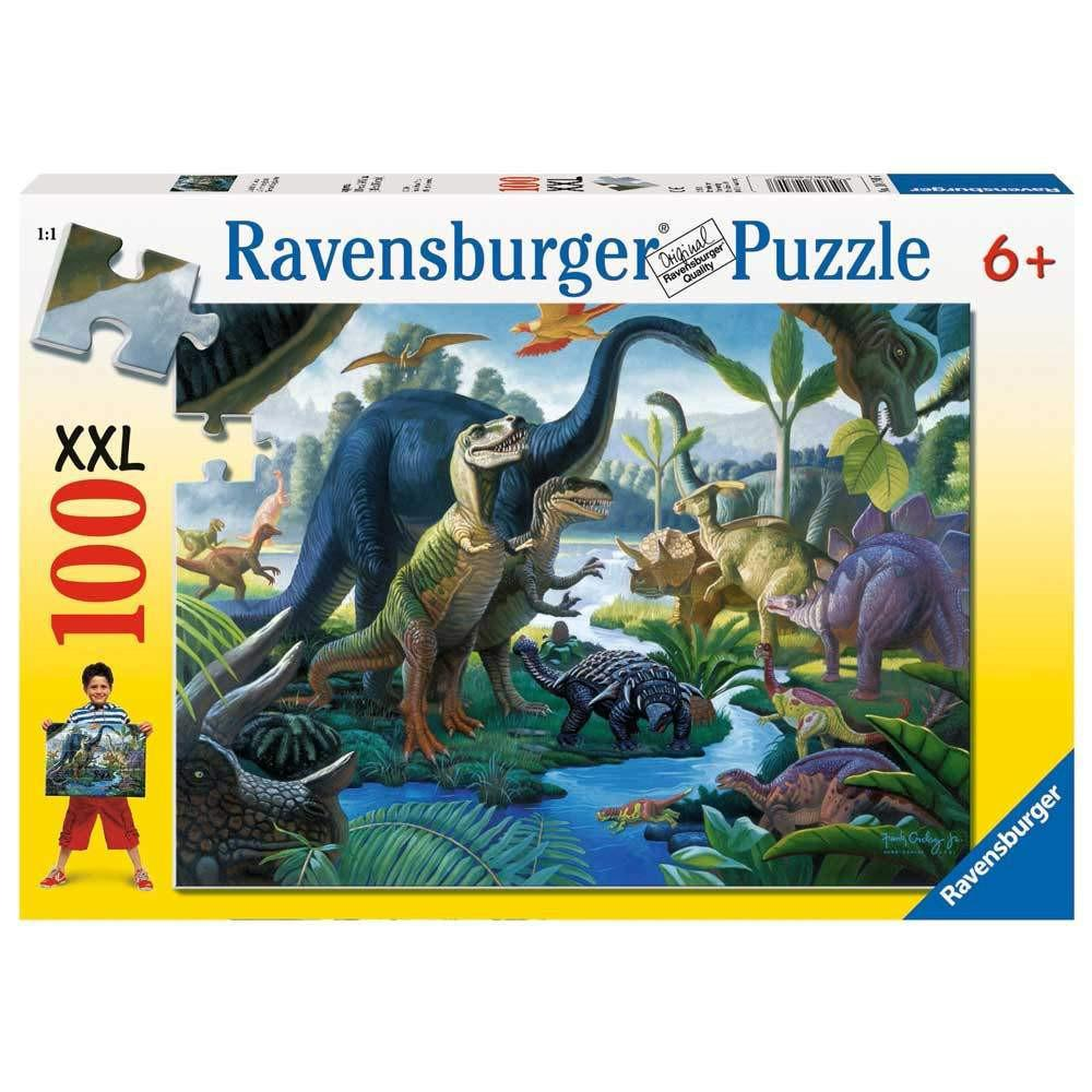 Ravensburger Land of the Giants Puzzle - 100 Piece