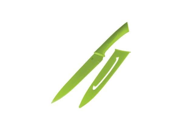 Scanpan Spectrum Carving Knife 20cm Green