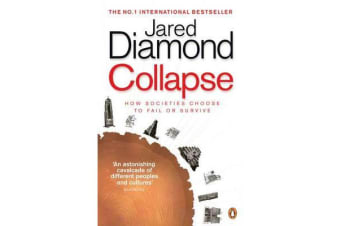 Collapse - How Societies Choose to Fail or Survive