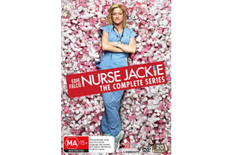 Nurse Jackie Season 1-7 DVD Region 4