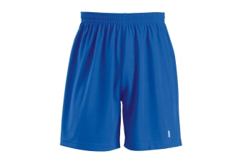SOLS Mens San Siro 2 Sport Shorts (Royal Blue)
