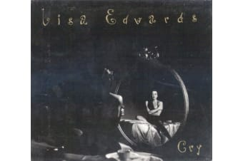 Lisa Edwards – Cry PRE-OWNED CD: DISC EXCELLENT