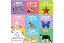 First Steps Chunky Board Books - Animals
