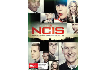 NCIS The Fifteenth Season 15 Box Set DVD Region 4