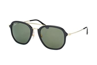 Ray-Ban RB4273 52mm - Black (Grey Green Shaded lens) Unisex Sunglasses