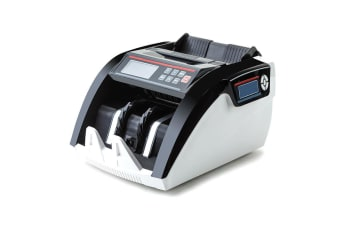 NEW MITSUKOTA Digital Note Counter AU Dollar LCD Display Cash Counting Machine