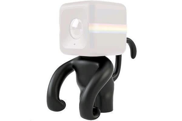 Polaroid Monkey Stand for CUBE Action Camera (Black)