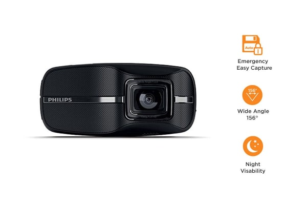 Philips ADR 810 Car Dash Cam