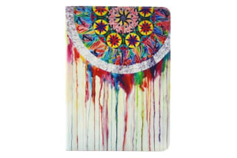 For iPad Air Case Colorful Mandala Leather Durable High-Quality Shielding Cover