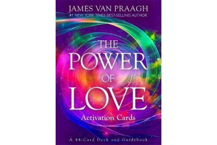 The Power of Love Activation Cards - A 44-Card Deck and Guidebook