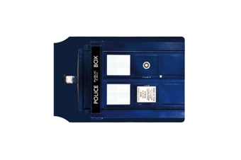 Dr Who Card Holder (Multicoloured) (One Size)