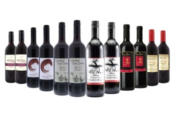 Exceptional Christmas Margaret River Red Mixed Wine (12 Bottles)