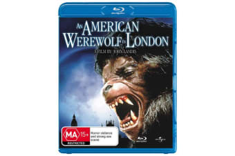 An American Werewolf in London Blu-ray Region B