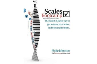 Scales Bootcamp - The Fastest, Clearest Way to Get to Know Your Scales, and Then Master Them.