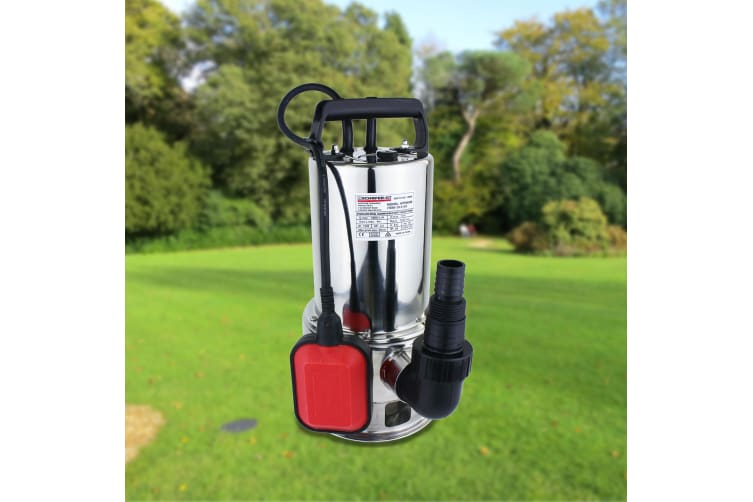 Submersible Dirty Water Pump | 1500W