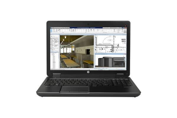 "HP Zbook 15 G2 Mobile Workstation 15.6"" 1080p FullHD Intel i5 CPU 16GB 500GB DVDRW"