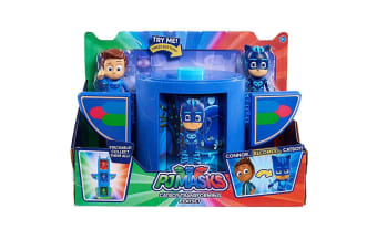 PJ Masks Transforming Figure Set - Catboy
