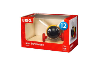 Brio Early Learning Toddler Mini Bumblebee