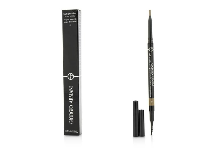 Giorgio Armani High Precision Brow Pencil - #3 Copal 0.09g