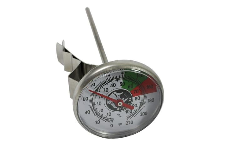 Rinowares Milk Frothing Thermometer Long