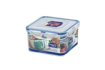 Lock & Lock Classic Square Short Container 1.2L