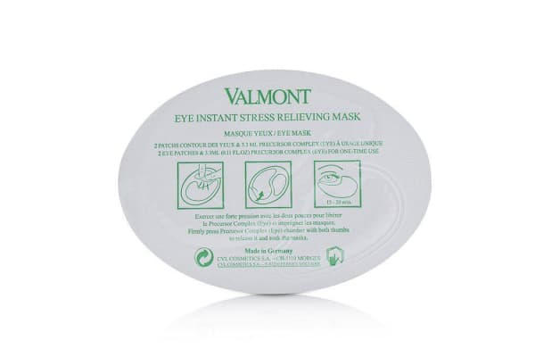 Valmont Eye Instant Stress Relieving Mask 5pairs