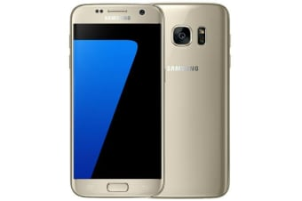 Used as Demo Samsung Galaxy S7 SM-G930F 32GB Gold (AU STOCK, AU MODEL, 100% Genuine)