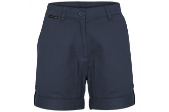 Trespass Womens/Ladies Rectify Adventure Shorts (Navy) (L)