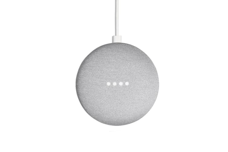 Google Nest Mini (Chalk)