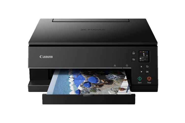 Canon PIXMA Home Printer - Black (TS6360)