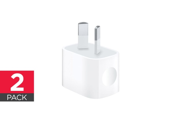 Apple 5W USB Power Adapter - 2 Pack