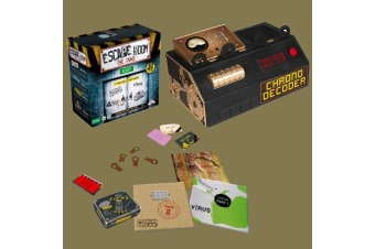 Escape Room The Game: Four Thrilling Escape Room Experiences!