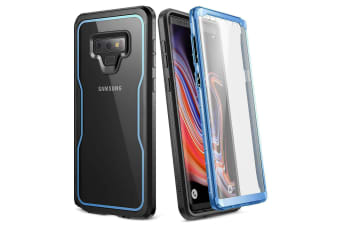 YOUMAKER Samsung Galaxy Note 9 HEAVY DUTY Shockproof KickStand Case Cover