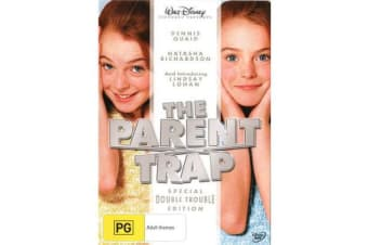 The Parent Trap (1998) (Special Double Trouble Edition)