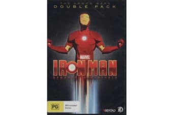 Iron Man Armored Adventures Double Pack