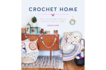 Crochet Home - 20 vintage modern crochet projects for the home