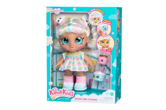 Kindi Kids Snack Time Friends Marsha Mello Doll