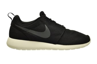 Nike Men's Roshe One Shoe (Black Sail/Anthracite/White, Size 13)