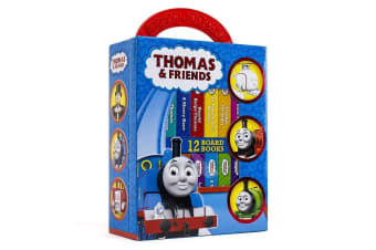 Thomas & Friends – My First Library Collection